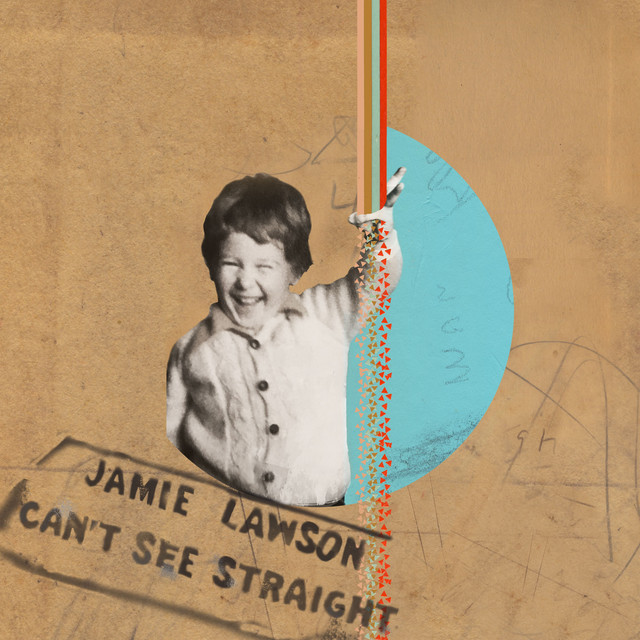 Can't See Straight is the new single from Jamie Lawson and co-written with Ed Sheeran.