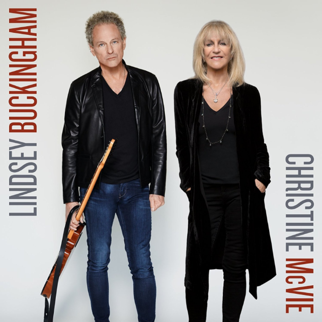 Fleetwood Mac's Lindsey Buckingham and Christine McVie with their New Song 'Feel About You'.